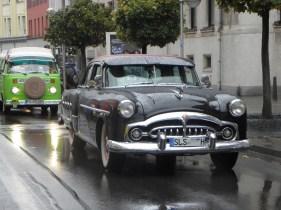 Rock'n'roll, älskling! En Packard Patrician 400, senare vinnare i klassikerna Classic to 1960.
