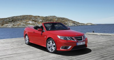 Market check. Saab 9-3 convertible from MY 2004.