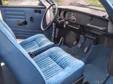 A edição do jubileu do Saab 96. Imagem: Bilweb Auctions