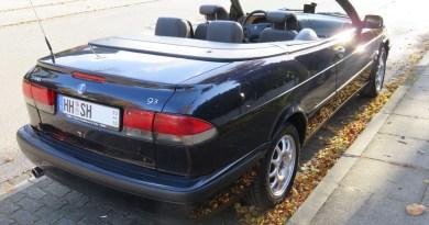 Saab Cabriolet 1999