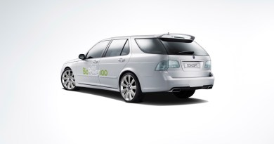 Concept Saab 9-5 BioPower 100