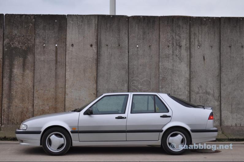 Saab 9000, Projet Anna