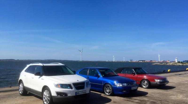 Saab 9-4x, Viggen and 900 Cabriolet
