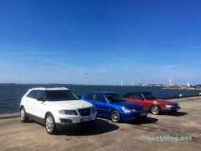 Saab 9-4x, Viggen and 900 Cabriolet