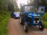 Ford helps Saab