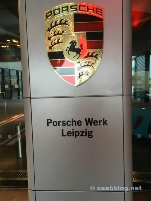 Välkommen till Porsche