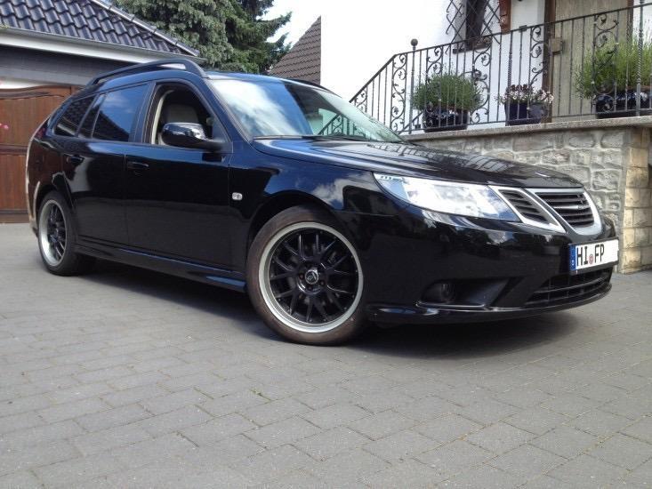 Saab 9-3 SC 2008