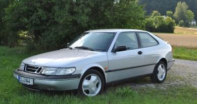 Meine Saab Geschichte