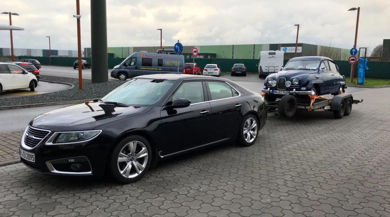 Saab 9 5 NG och Saab 96