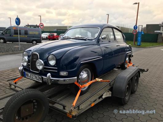 Saab 96 tweetakt