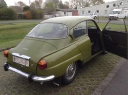 Saab 96 Wagenheimer