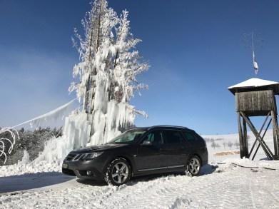 Saab 9 3 X