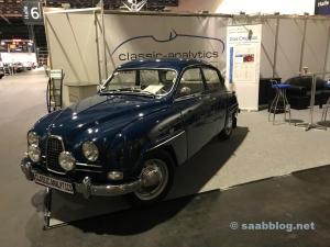 Saab 96 1963