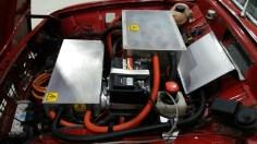 Detalhes técnicos. Crédito da foto: 1. Clube Saab Alemão