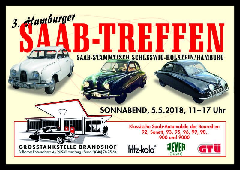 3. Hamburger Saab réunion 2018