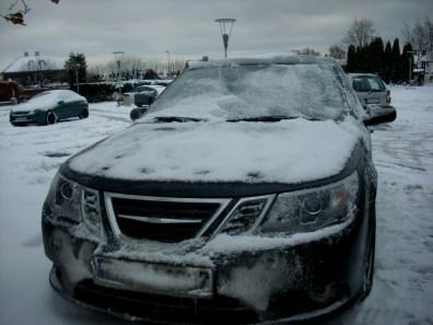 Winter in Denmark. Picture of Gerhard