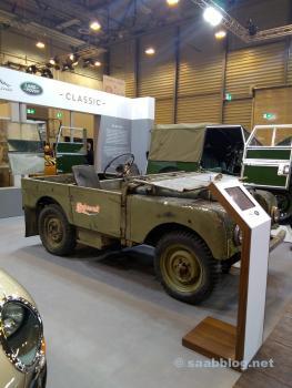 Serie I Land Rover