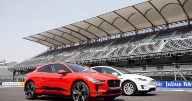 Jaguar I-Pace, ett missat tillfälle för Trollhättan
