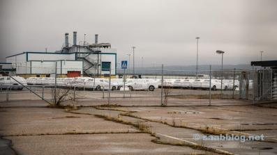 NIS aluga estacionamento para Volvo