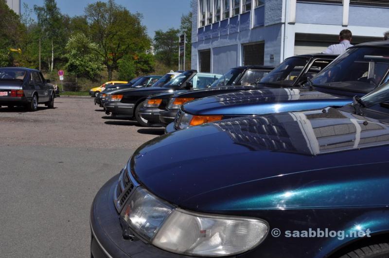 Saab incontra Amburgo 2016