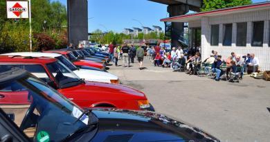Peças de reposição para os clássicos da Saab recém-produzidos
