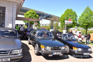 Saab 900 Graad Schnauzer.