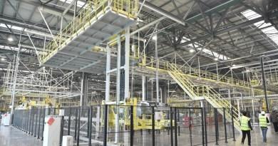 NEVS costruisce un altro stabilimento a Shanghai