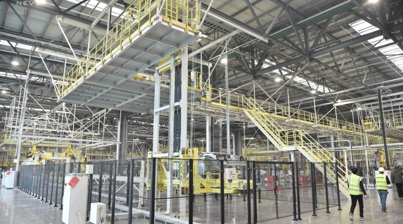 NEVS Tianjin Factory