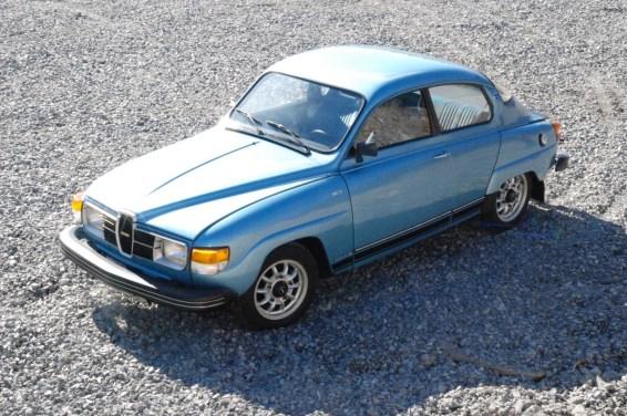 Saab 96 Jubileum