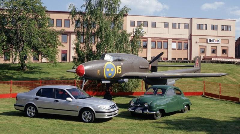 Tradition: Saab 21, Saab 92 und 9-5.