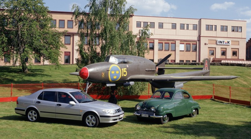 Tradition: Saab 21, Saab 92 and 9-5.