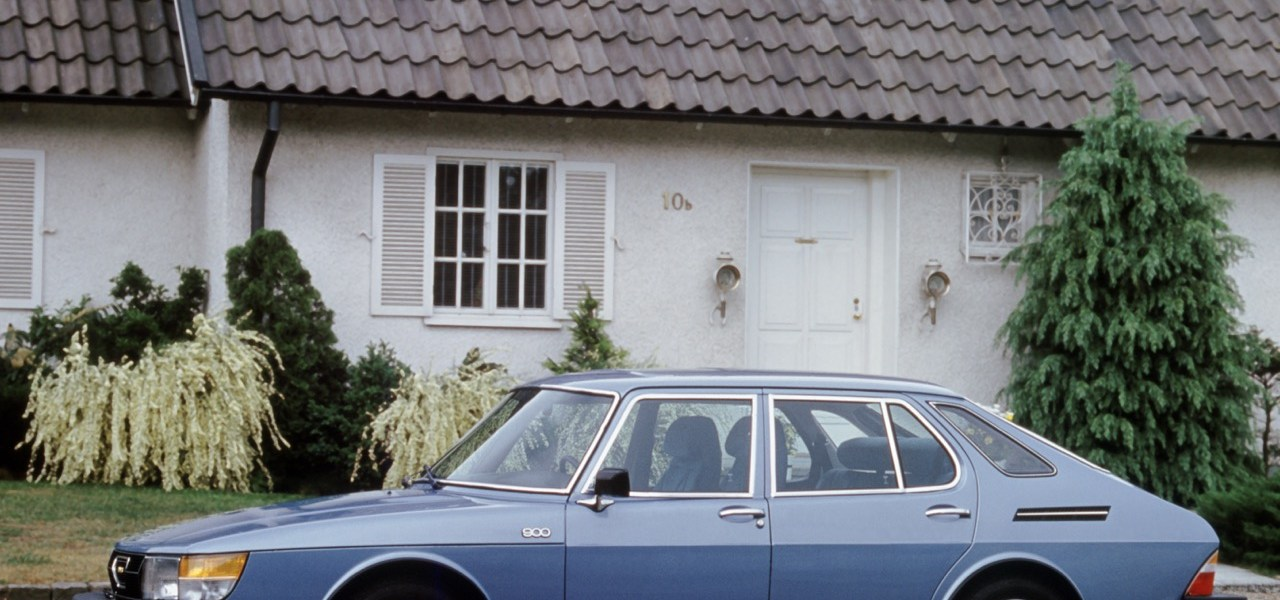 Ein 40-Jahre Jubiläum, ein Mann, ein Auto.