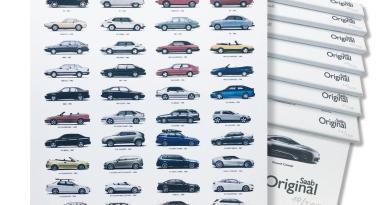 Nieuwe Saab-merchandise van Orio