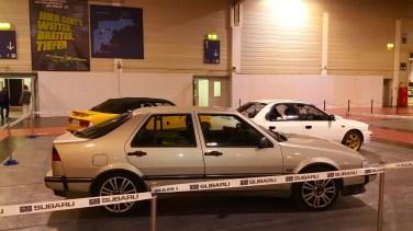 Saab och Subaru kommer från flygindustrin