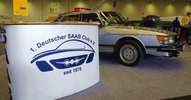 Saab vid Retro Classics Cologne