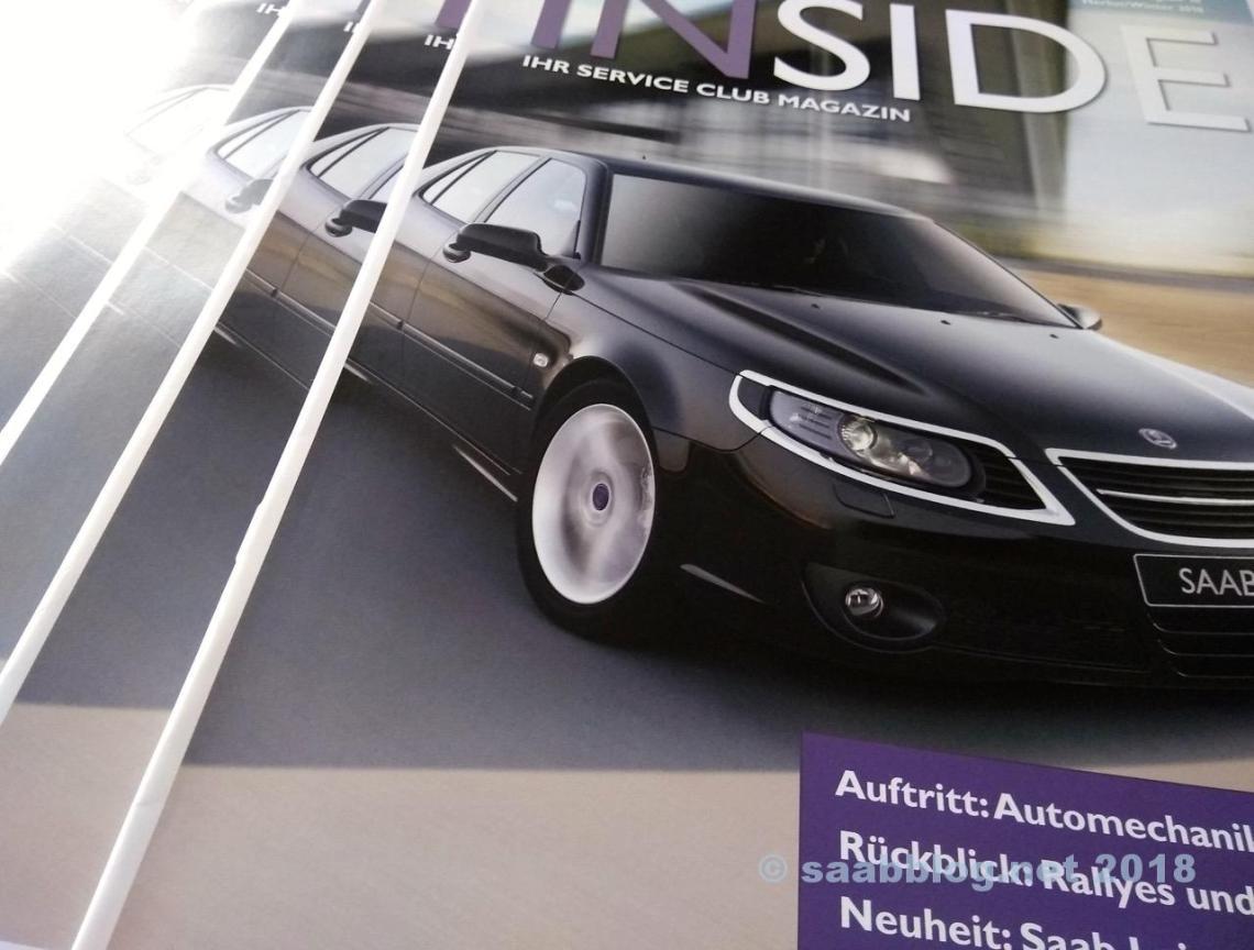 Saab Inside issue nummer 10 is er!