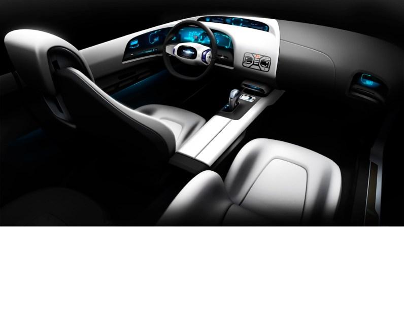 Interieur, let op de contrasterende bestuurderszone. Afbeelding: Archief saabblog