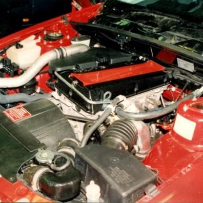 Saab B234 nel Commodore Holden