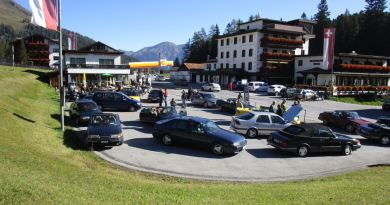 """3 countries SAAB meet 2018 """"All under a DA-CH"""" from the 07. to 09. September 2018"""
