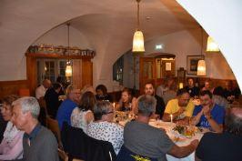 Saab sociability at the Gasthof Kornmesser