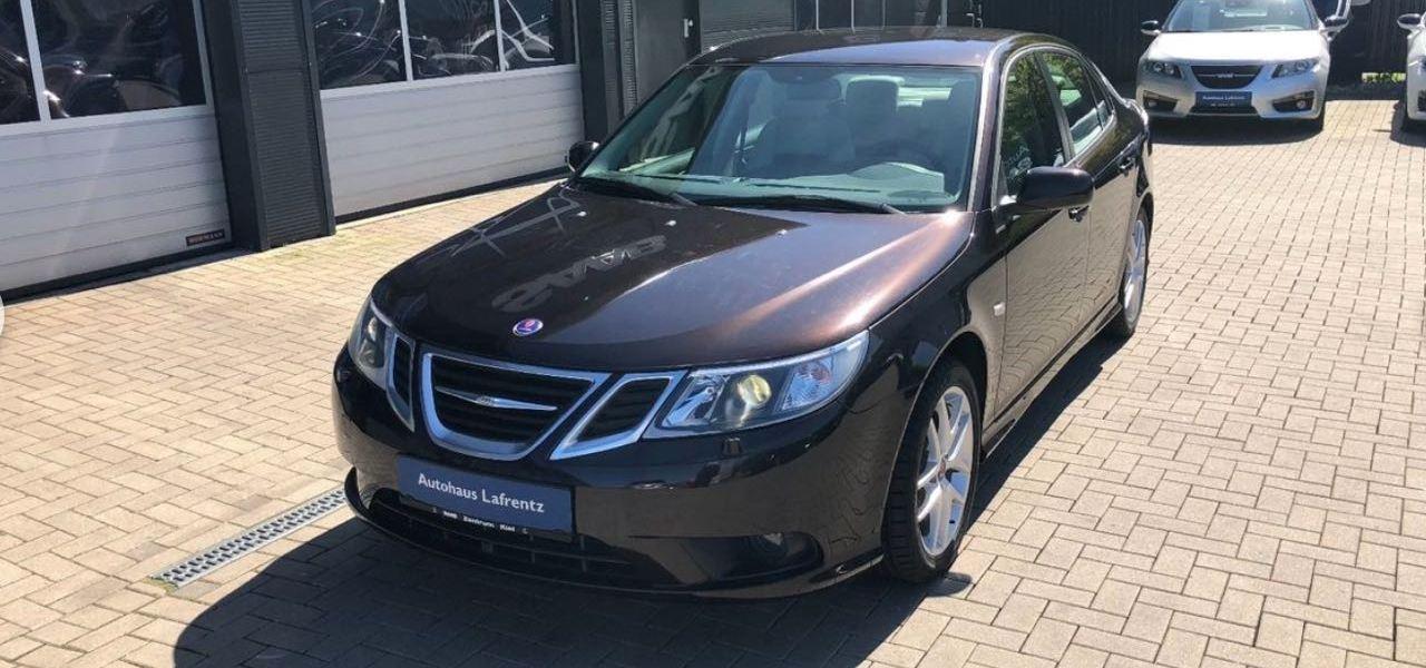 De 3 (vermoedelijk) laatste Saab nieuwe auto's