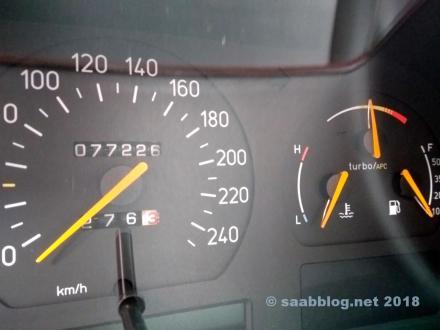 77.000 kilometers - Checkbook onderhouden