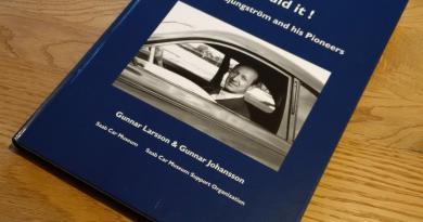 Saab: ce l'abbiamo fatta. Nuovo libro di Saab