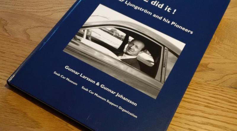 Saab - we did it. Neues Saab Buch
