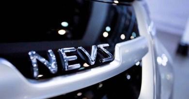NEVS 9-3. Фото: NEVS