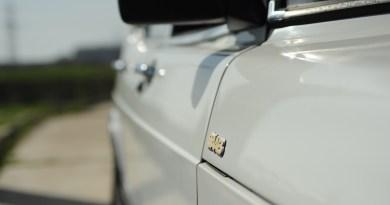 Saab close-up