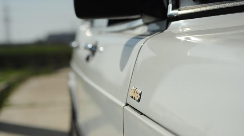 Saab close up