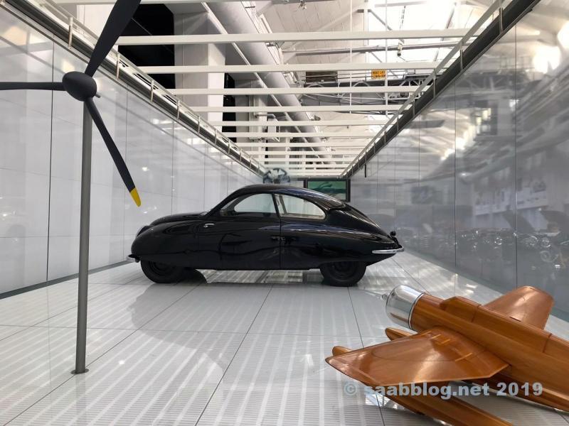 Den ursprungliga Saab. Början av det lilla, oupphörliga varumärket från Trollhättan