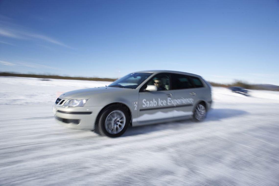 Saab Termine Dezember 2019. Ein Saab ist bei jedem Wetter gut unterwegs
