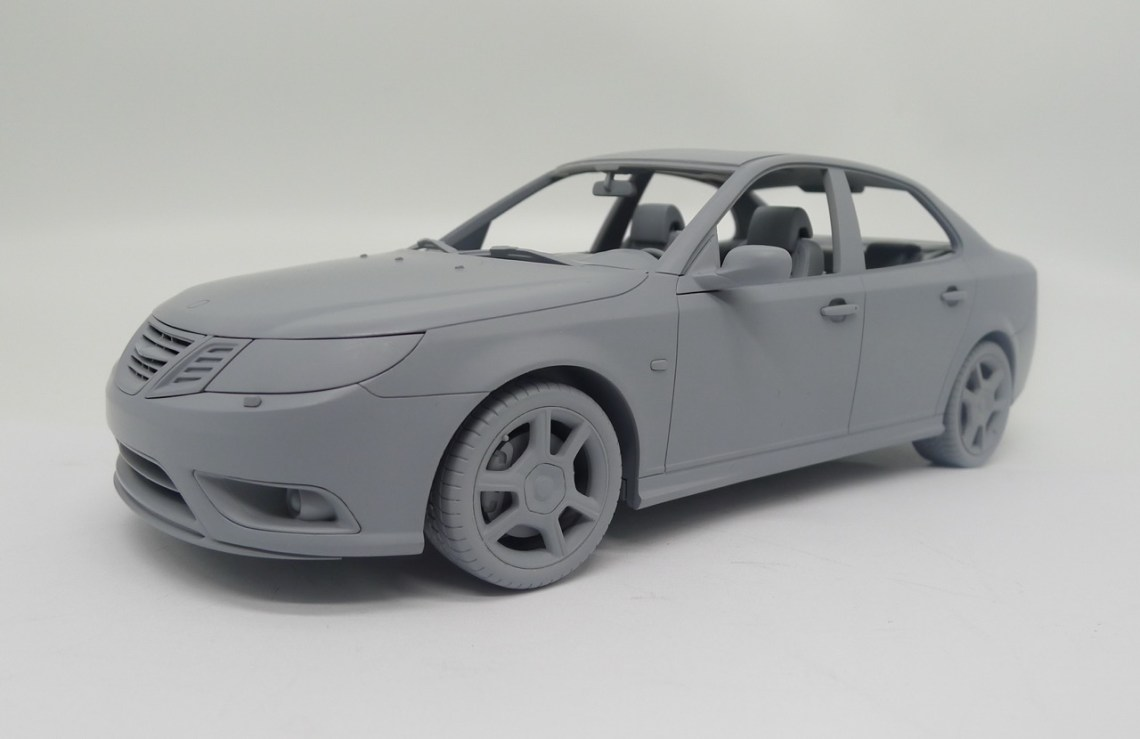 Saab Turbo X 1: 18. Come 2019 in summer!